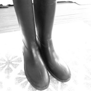 Riding boots - waterproof